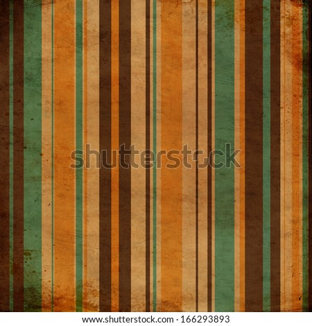 Striped blue, brown and yellow  background
