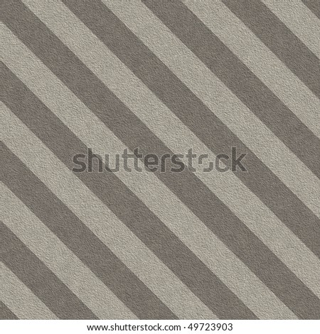 striped cardboard seamless texture - stock photo