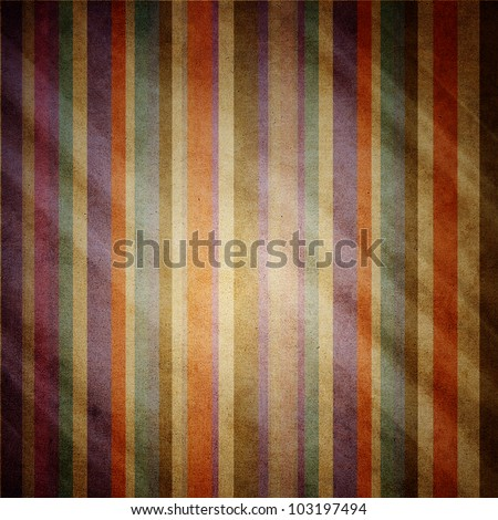 Striped colorful background - stock photo