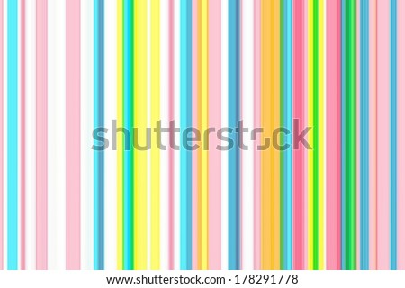 Striped colorful background