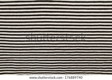 striped fabric texture - stock photo