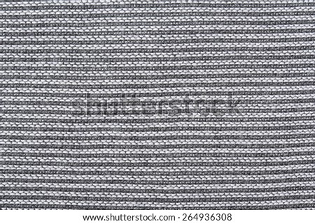 Striped fabric texture. Clothes background - stock photo