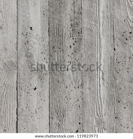 Striped gray concrete wall background texture