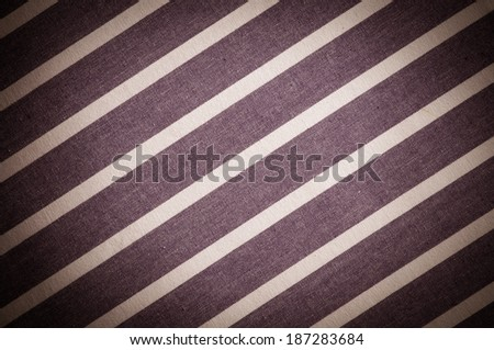 Striped jeans cloth texture - stock photo