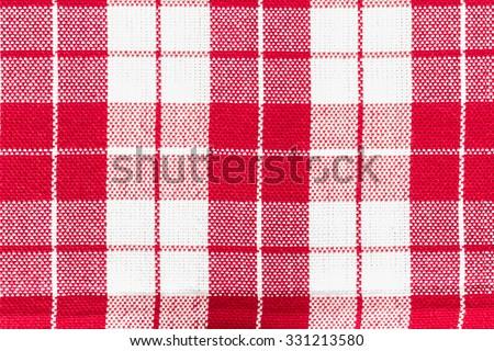 Striped loincloth fabric background - stock photo