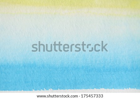 Striped watercolor background