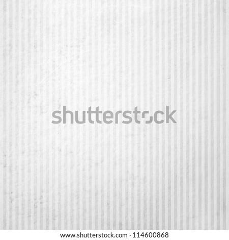 striped white paper - stock photo