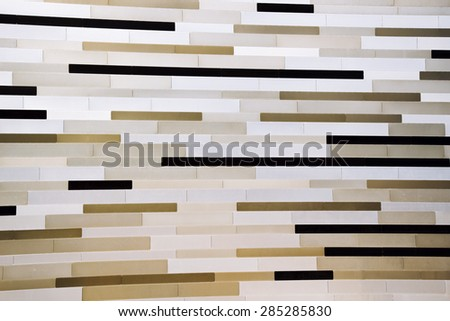 Stripes background - stock photo