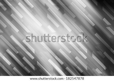 Stripes with Gray background.