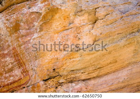 structure of cave wall to use as texture