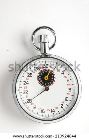 Sttop watch - stock photo