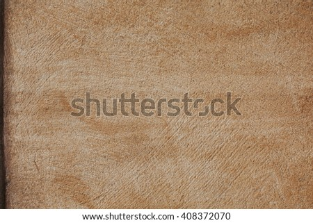 Stucco orange wall background or texture.  - stock photo
