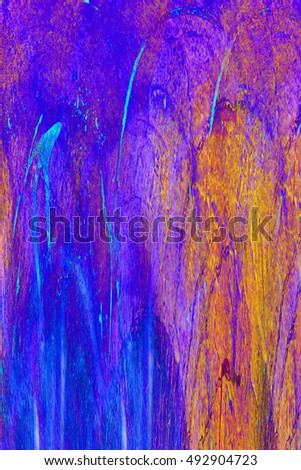 stucco surface. Modern futuristic painted wall for backdrop or wallpaper with copy space. Close up image. 3:2 aspect ratio