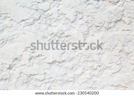 Stucco Wall Background - stock photo