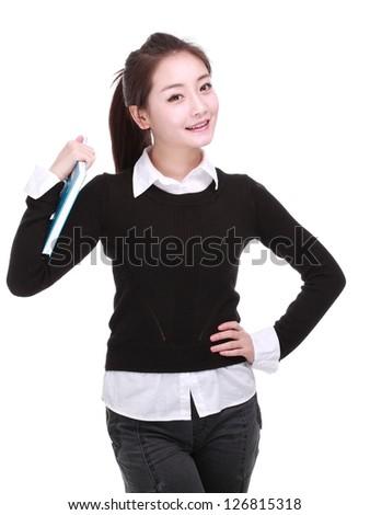 student - stock photo