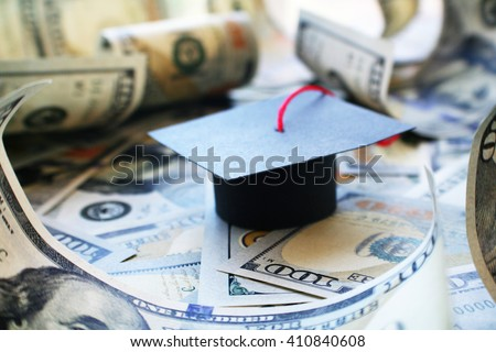 Student Loan Debt Stock Photo High Quality - stock photo