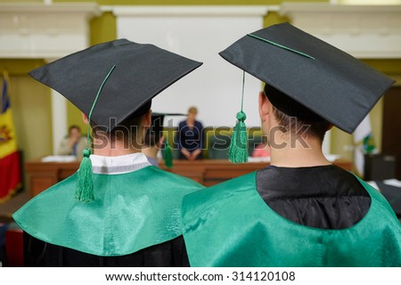 Students Graduation