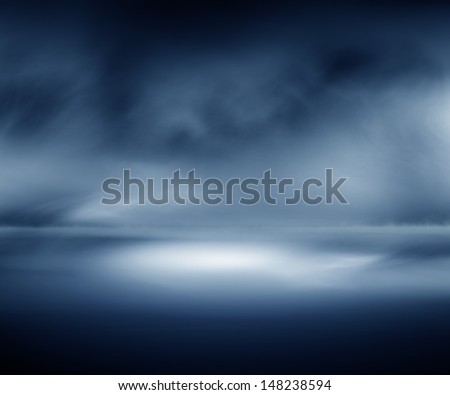 Studio Background - stock photo
