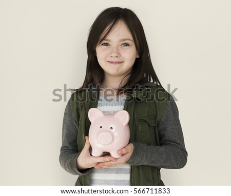 Save Girl Child Stock Images Royalty Free Images