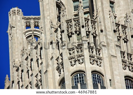 Stunning Example Of Neo Gothic Architecture With Flying Buttress