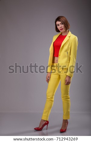 Sexy business woman costume