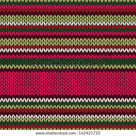 Knitted fabrics Stock Photos, Illustrations, and Vector Art