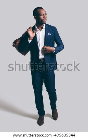 Man With Shoulder Bag Stock Images, Royalty-Free Images & Vectors ...