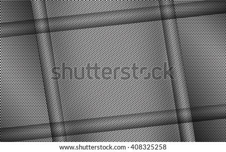 Stylish metallic background. Steel background. - stock photo