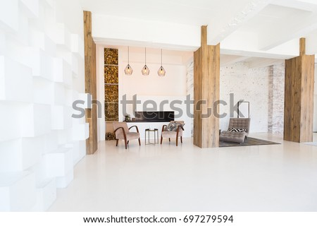 Living Room Illustration Design Stock Illustration 36677158 ...