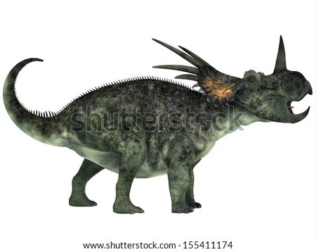 Styracosaurus Profile - Styracosaurus was a genus of herbivorous ceratopsian dinosaur from the Late Cretaceous Period.