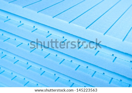 styrofoam insulation extruded