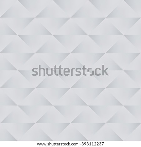 Subtle Gray and White Triangle Gradient Pattern