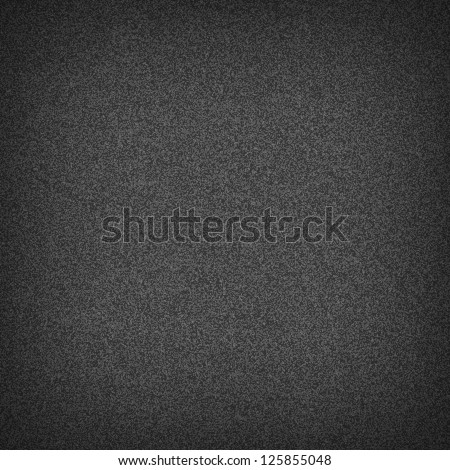 Subtle pattern seamless texture grainy noise effect on dark gray wallpaper background. Template paper square format. This image is a bitmap copy my vector illustration - stock photo