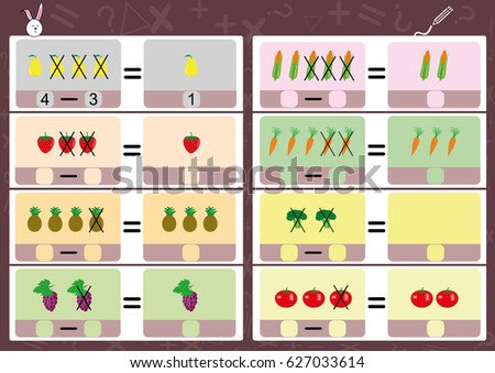 subtract stock images royalty free images vectors shutterstock. Black Bedroom Furniture Sets. Home Design Ideas