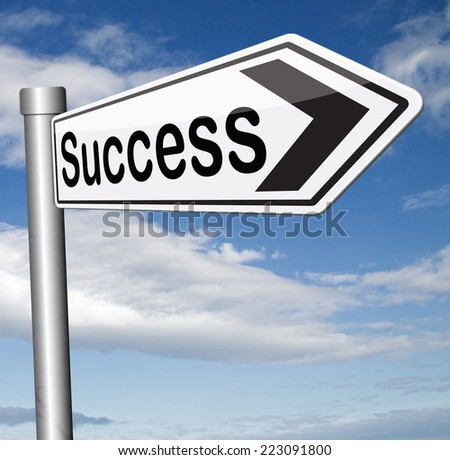 success in business and life