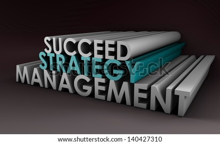 Successful Management Strategy as a 3d Art