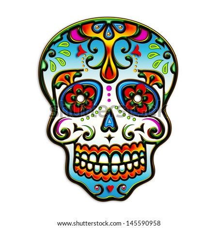 Dia De Los Muertos Stock Photos, Royalty-Free Images ...