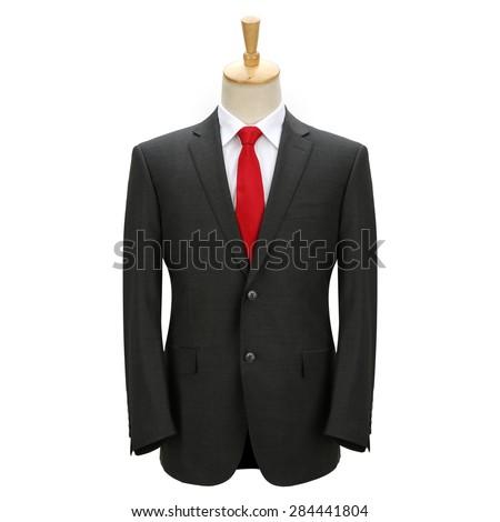 Suit - stock photo