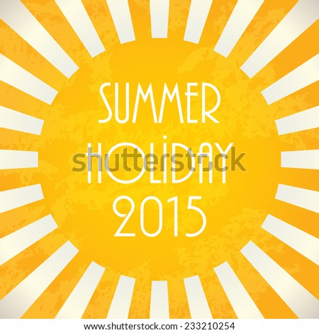Summer background - 2015