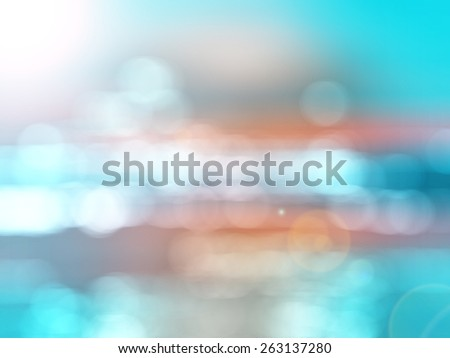Summer beach,nature,abstract blur background for web design,colorful, blurred,texture, wallpaper,illustration - stock photo