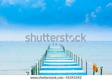 summer eternal - stock photo