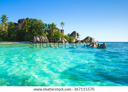 Summer Peace Seascape  - stock photo