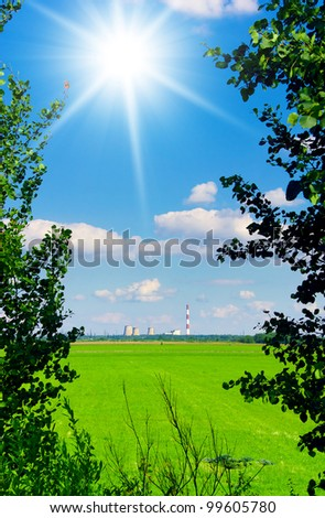 Summer Wallpaper Landscape