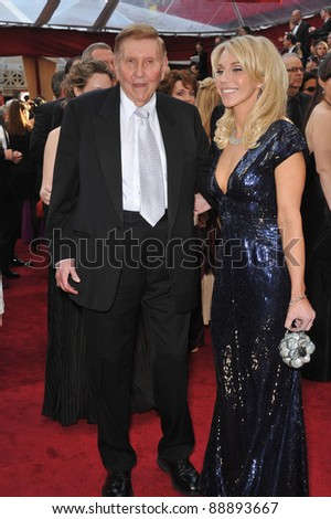 Sumner Redstone at the 82nd Annual Academy Awards at the Kodak Theatre, Hollywood. March 7, 2010  Los Angeles, CA Picture: Paul Smith / Featureflash