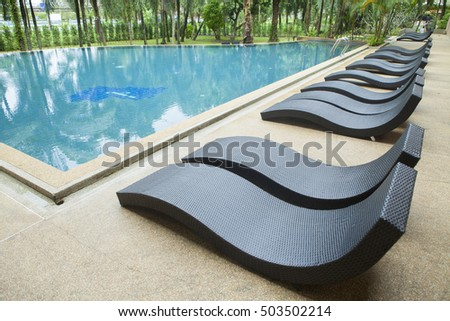 Pool Beds sun bed stock images, royalty-free images & vectors | shutterstock