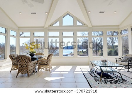 Sunroom Stock Images Royalty Free Images Vectors