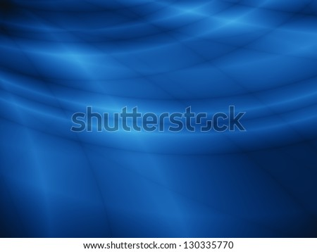 Sunbeam dark blue abstract wallpaper background - stock photo