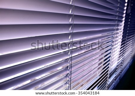 Sunblind background & texture - stock photo