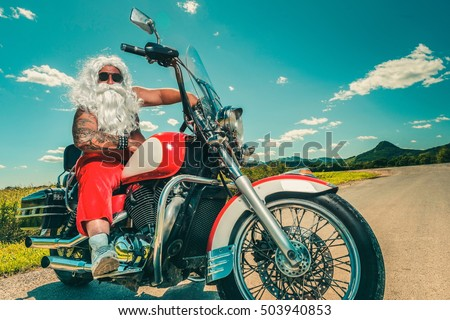 Funny Santa Claus Stock Images Royalty Free Images