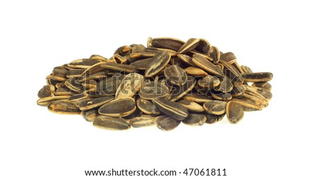 Sunflower Seeds Front View
